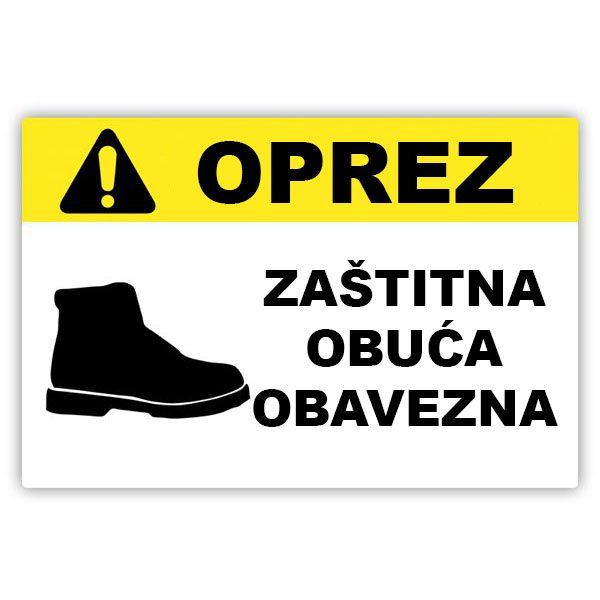 Zaštitna obuća, oznake i vodič za kupovinu. Zaštitne cipele. PPE, oprema